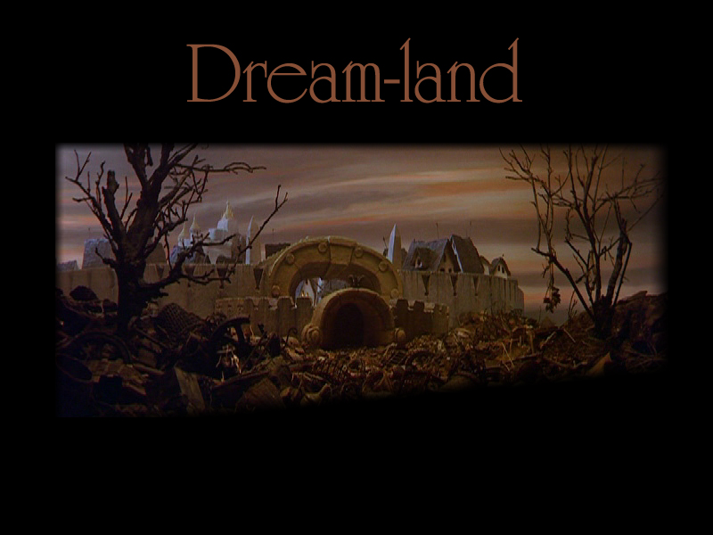 Dream-land.